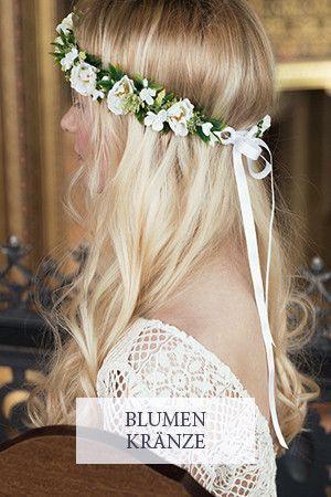 Blumenkranz Hochzeit Haarschmuck Braut Fleuriscoeu… – #Blumenkranz #Braut #Fle…