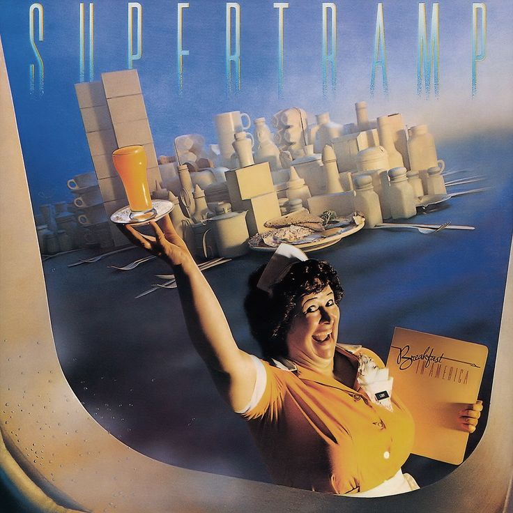 Breakfast in America - Supertramp - SensCritique