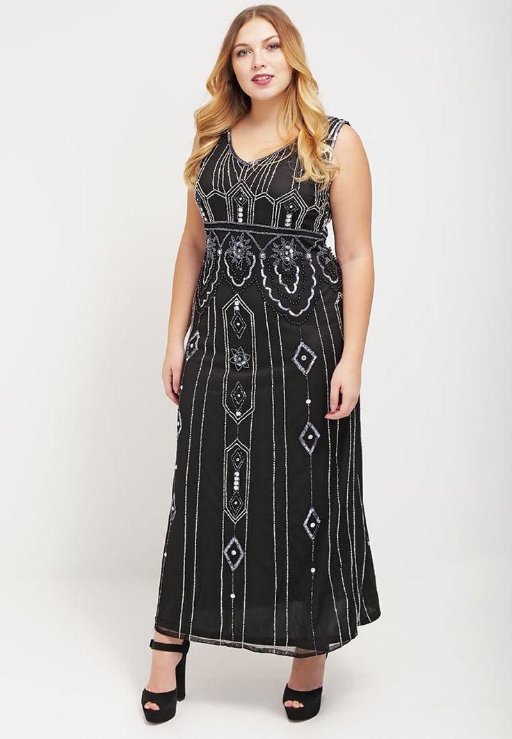 Frock and Frill Curve Cocktail dress / Party dress - black - Zalando.co.uk