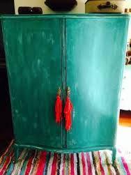 Resultado de imagen de roperos en blanco y turquesa