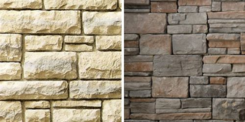 Limestone and painted brick exterior photos google search exterior brick stone pinterest for How to paint a brick wall exterior