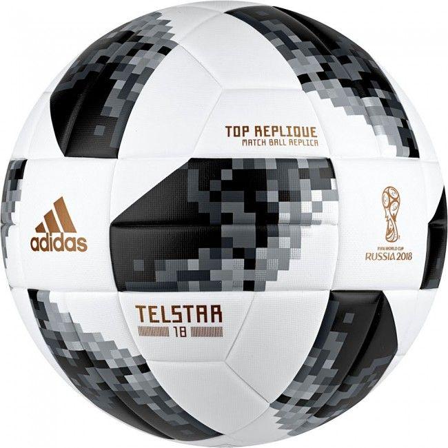 blanco como la nieve Sangrar destacar  Balón Réplica Mundial de Fútbol Rusia 2018 Telstar top football #football  #russia2018 #worldcup #balón | Balones, Pelota de fútbol, Balones de futbol  adidas