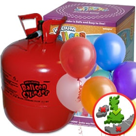 Helium Canister - Cheap from Tesco (for balloons)