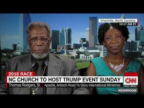 Historically black church in Charlotte, NC snubs Clinton, backs Trump - Liberty…