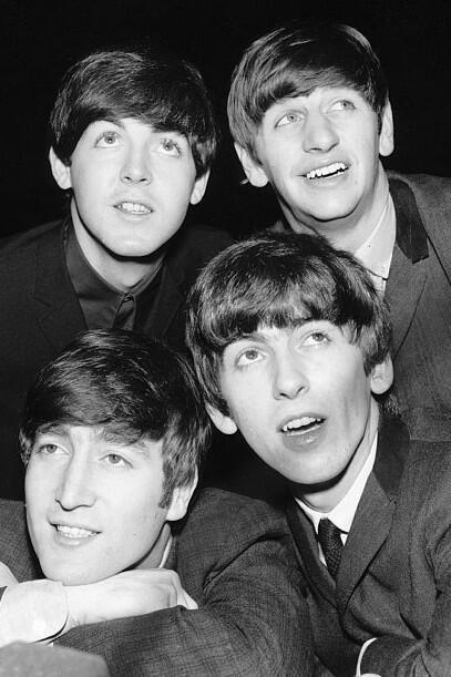 Paul McCartney, Ringo Starr, John Lennon, and George Harrison - The Beatles