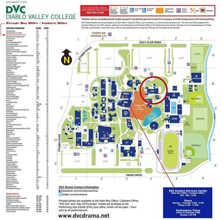 Dvc Map Pleasant Hill | Fashionevolution