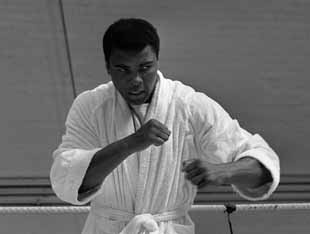 sporting legends, Ali