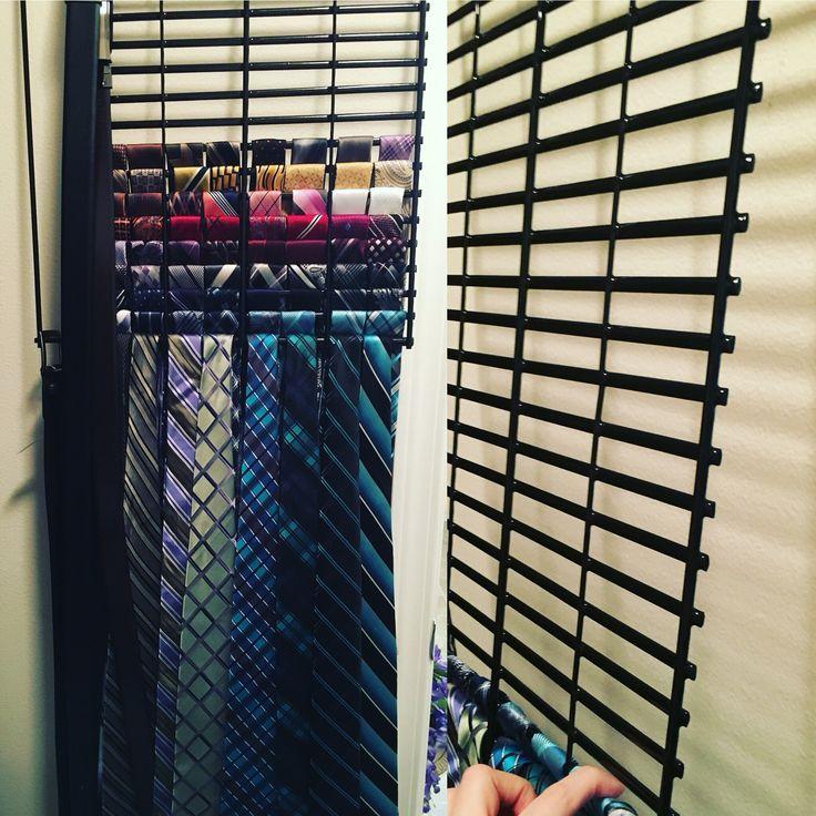 97 best Tie Storage Ideas images on Pinterest ...