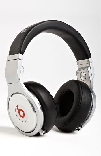 Gift for hip dad: Beats by Dr. Dre headphones.