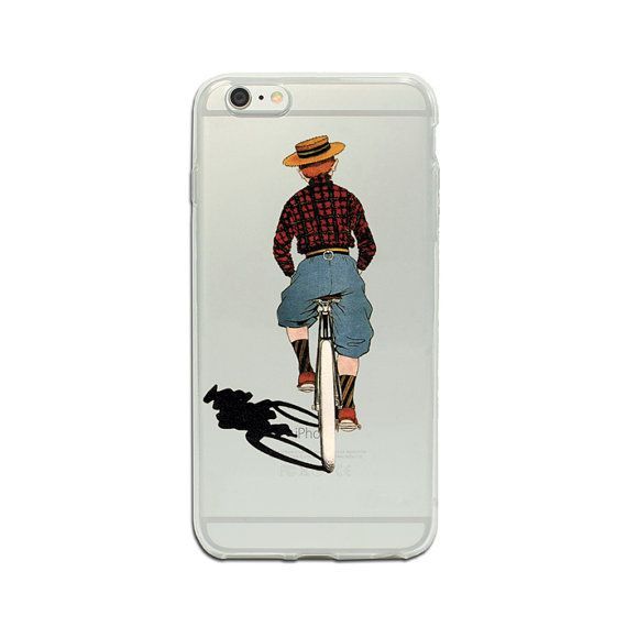 10.90 USD Transparent iPhone 5 case bike phone case clear iPhone SE case iPhone 6 Plus case iPhone 6/6s cover Samsung Galaxy S4 S5 S6 cover