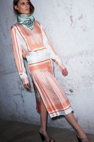 Celine Resort 2013: Fashion, Style, Célineresort, Resorts 2013, Celine Resorts, Resort2013, Silk Scarves, 2013 Collection