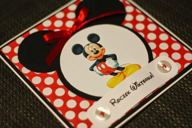 Misz Masz Myszy i Rysia: Myszka Miki