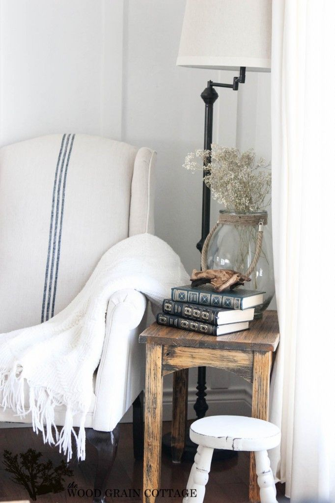 Decorating with Mopani Wood. By The Wood Grain Cottage