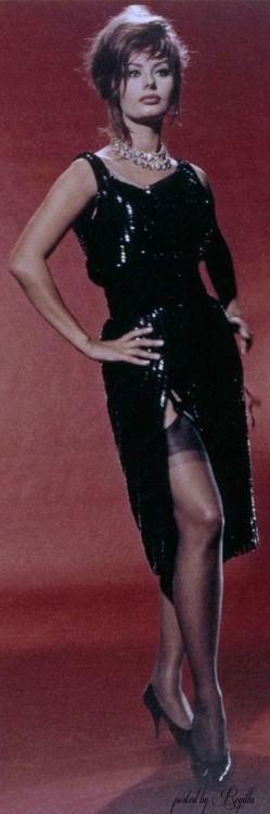 Regilla ⚜ Sophia Loren in The Millionairess 1960