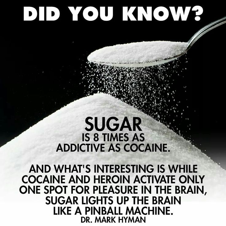 This is why I love sugar.