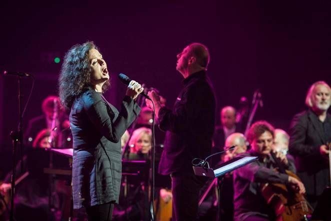 Koncert The Four Colors of Łódź na zdjęciu: Hanna Banaszak foto: Dariusz Kulesza
