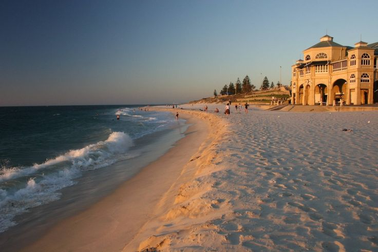 Nothing to see here... Perth Beaches.