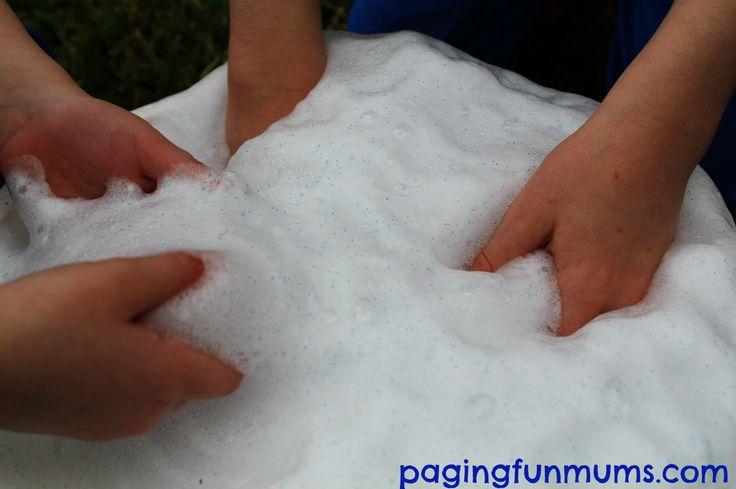 Frozen Erupting Snow 4