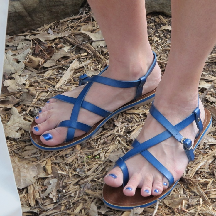 And Cute Blue Wedding Shoes With Toes