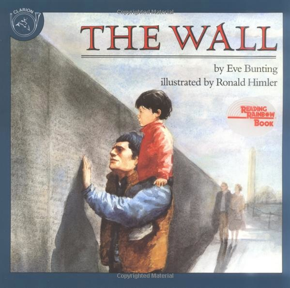 The wall - book recommendation from Laura Candler's Corkboard Connections blog: This is an excellent book to read to students when discussing Veteran's Day. You can click on the book image for reviews and more information.