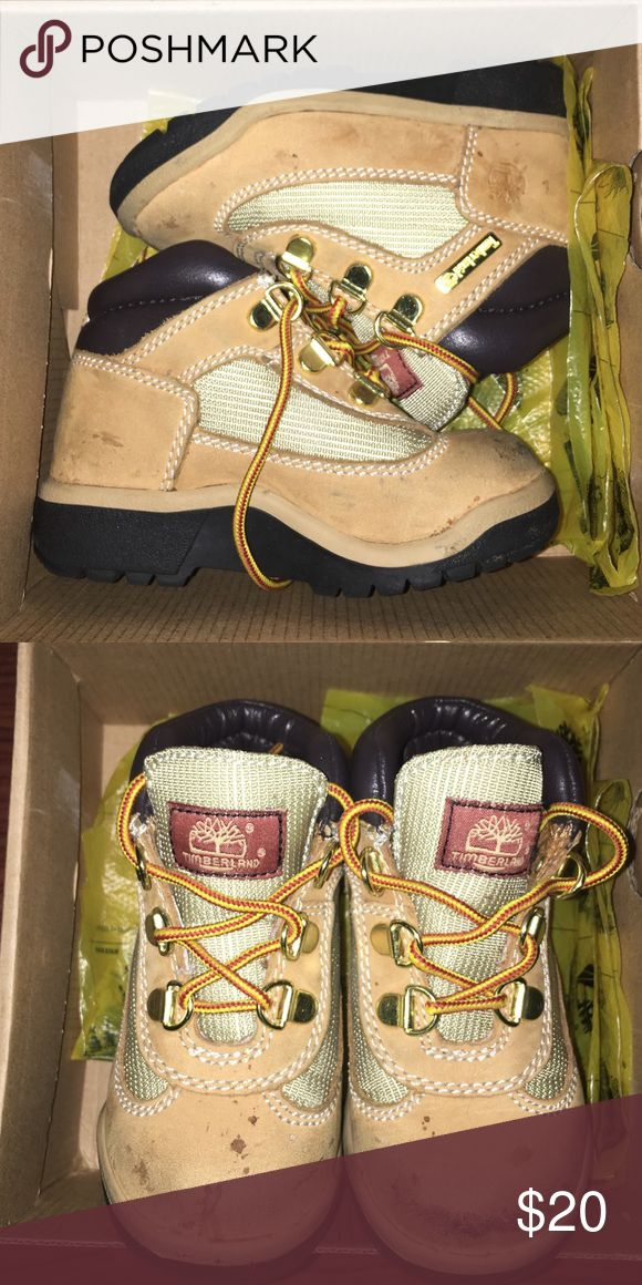 Toodler field boot Toodler Timberland Field Boot Timberland Shoes Boots