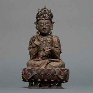 Buddhistic statues and artefacts – Van Hier tot Tokio