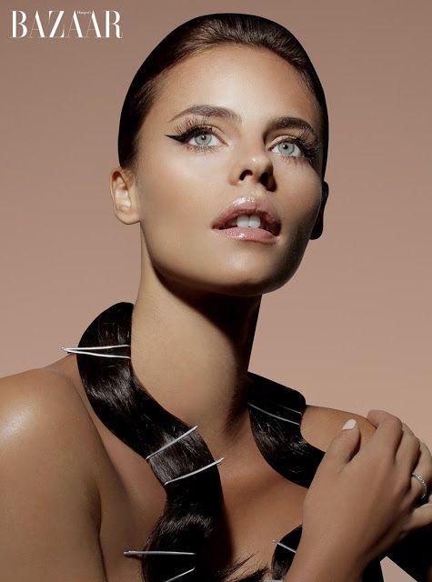 Daniela Freitas - Harper's Bazaar Ucrânia Maio 2017 ~ Editoriais - Revistas de Moda