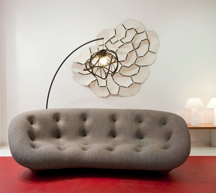 Ploum the family grows a collection of ideas to try about design shape - Ligne roset canape ploum ...