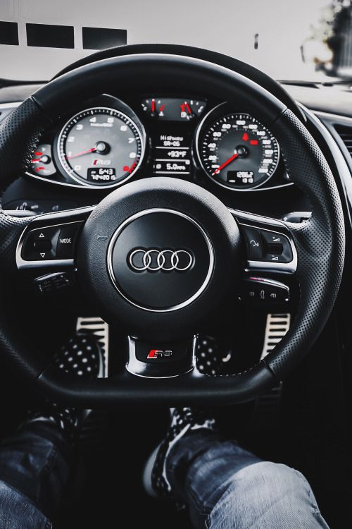 envyavenue:  Space Ship / Audi R8