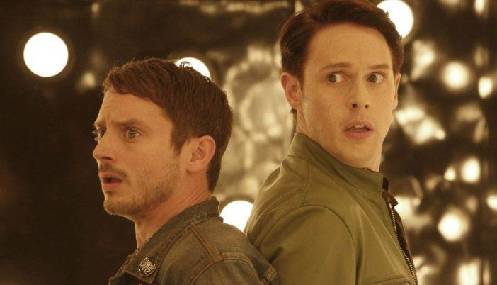 dirk gently + todd
