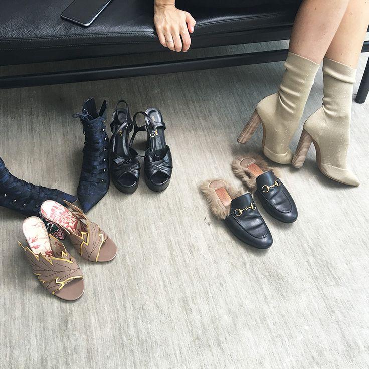 Lara Worthington shoes