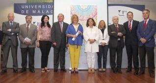 La UMA presentó la décimo cuarta edición de sus Cursos de Verano en el Rectorado.  (Foto Manu Ruiz) 12 Mayo 2015  http://www.laopiniondemalaga.es/malaga/2015/05/11/universidad-malaga-ofertara-cursos-estivales/765051.html