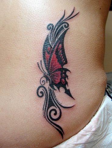 Tatuaż Tribal tatuaż