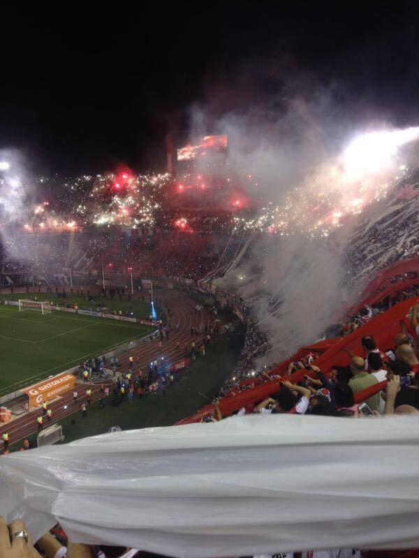 River 1-0 Boca Libertadores
