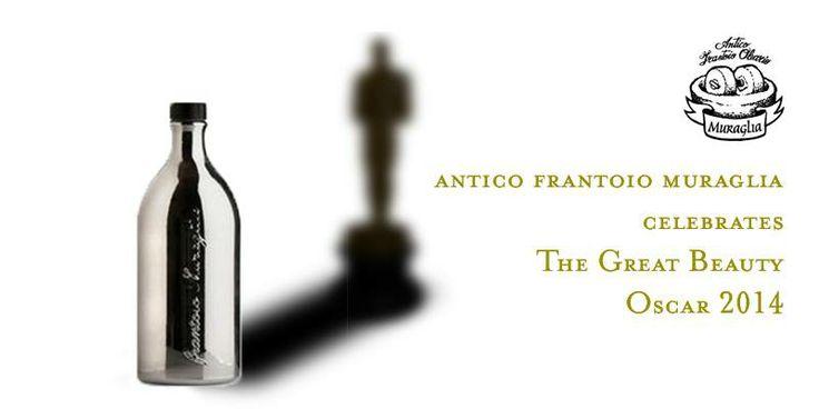 Fieri della nostra italianità. Grazie a Paolo Sorrentino per averci regalato un grande oscar. LA GRANDE BELLEZZA - Oscar Miglior Film straniero