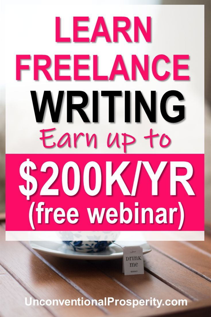 How Holly Johnson Built a $200k a Year Freelance Writing Business – Unconventional Prosperity