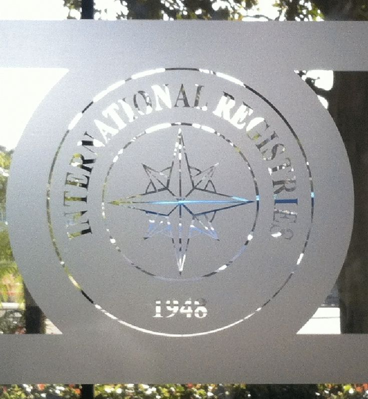 Etched Glass Window Decals Etched And Frosted Vinyl