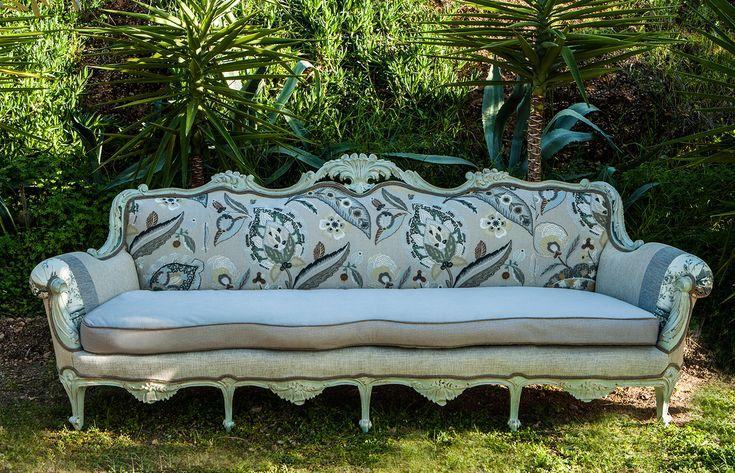 Sofa refurbished @ IfigeniasHome