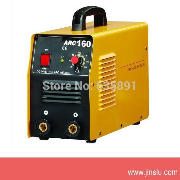 118.00$  Buy now - http://ali9lk.worldwells.pw/go.php?t=32320239682 - ARC-160 MOSFET inverter welding machine portable welding machine 118.00$