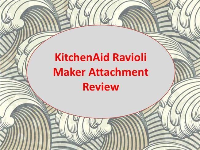 how to make ravioli with kitchenaid