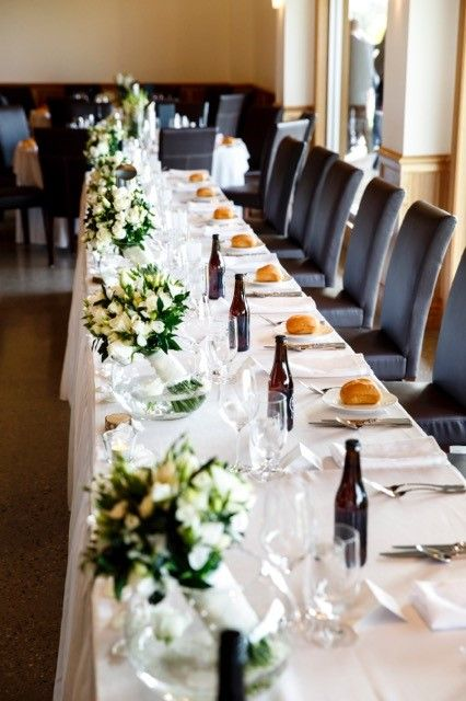 Vue on Halcyon Bridal Table - Yarra Valley