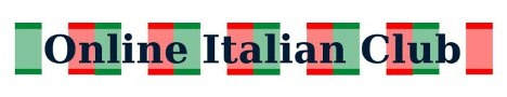 Online Italian Club - This is a great website that offers free Italian courses, #test your Italian,practice your Italian grammar, Italian listening exercises reading and writing exercises section.
