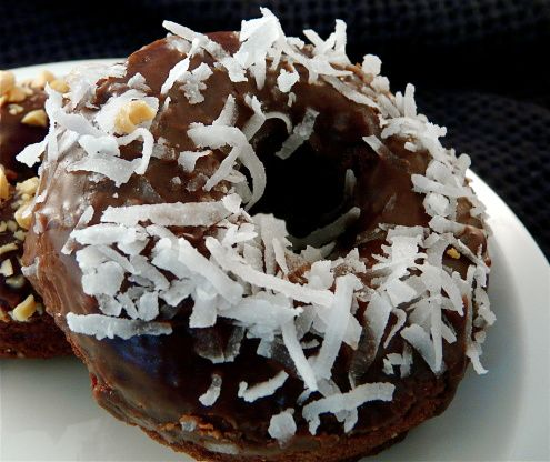 Baked Double Chocolate Donuts Gluten Free) Recipe - Food.com