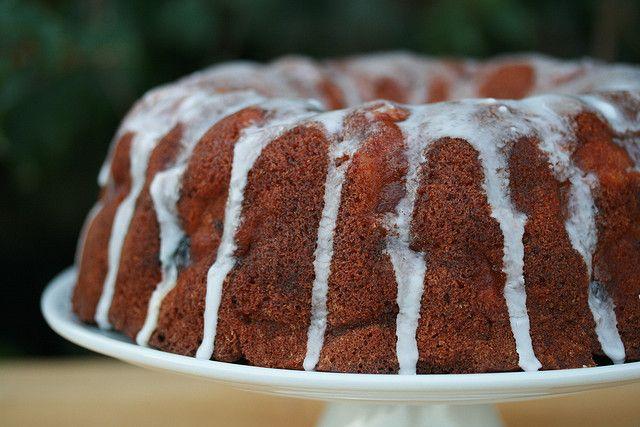Apple-Cinnamon Cake (Everyday Food) by Food Librarian, via Flickr