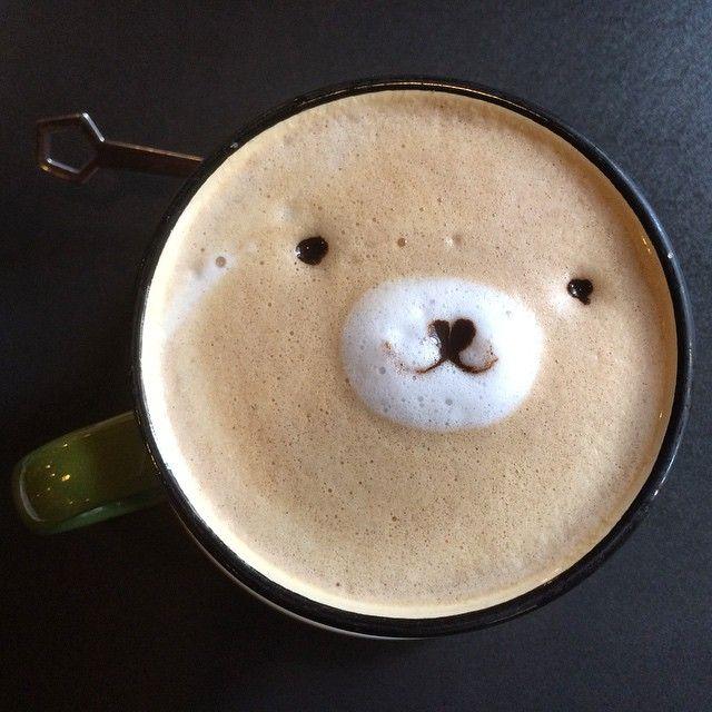Et un moi en café.... :-) ❤ J ai tellement envie de pouvoir t offrir ca tous les matins mais en vrai... :-) Lu... je t aime!