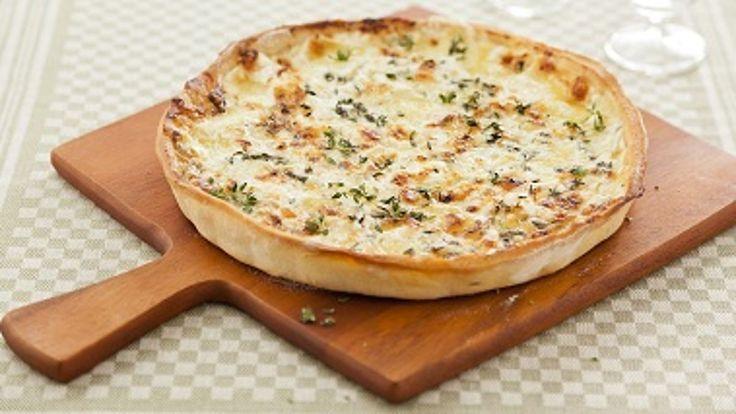 Dol op kaas? Bak dan dit recept voor pizza quattro formaggi!