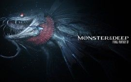 WALLPAPERS HD: Monster of the Deep Final Fantasy XV
