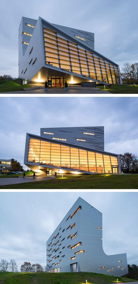Mejores 2636 im genes de ark en pinterest arquitectura for Oficinas mcdonalds madrid
