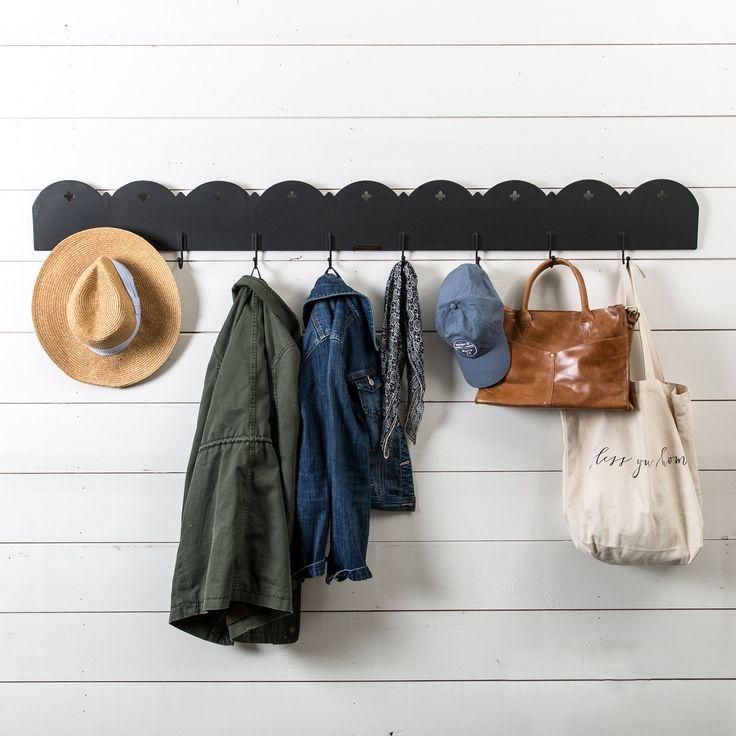 Schoolhouse Coat Rail - Magnolia Market | Chip & Joanna Gaines