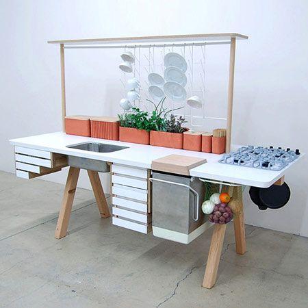 Flow2 kitchen by Studio Gorm